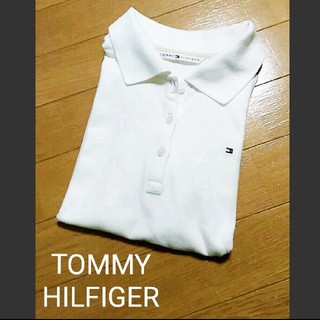 TOMMY HILFIGER - 【未使用】トミーヒルフィガー Mサイズ ポロシャツ