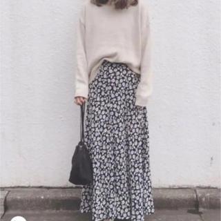 Kastane - 小花スカート