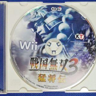 ウィー(Wii)の戦国無双 Wii(家庭用ゲームソフト)