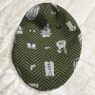 ネ・ネット  ハンチング帽