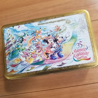 ディズニー(Disney)のディズニー 35周年 グランドフィナーレ クッキー(菓子/デザート)