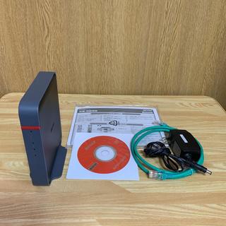 バッファロー(Buffalo)の♦︎BUFFARO  WHR-600D♦︎  無線LANルータ(PC周辺機器)