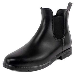 ★即日発送★ 長靴 雨靴 レディース 着脱ラクチン 23.5cm 他サイズ有(レインブーツ/長靴)