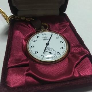 スイス Watex社製 機械式手巻き懐中時計(その他)