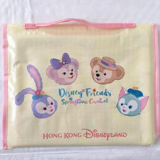 Disney - 香港 ディズニー レジャーシート