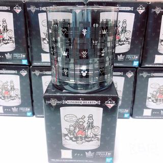 ディズニー(Disney)の一番くじ ディズニー キングダムハーツⅢ F賞とE賞(グラス/カップ)