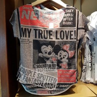 Disney - 香港ディズニー💐ミキミニ実写tシャツ