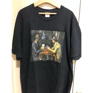 シュプリーム(Supreme)のsupreme 18SS cards tee XL(Tシャツ/カットソー(半袖/袖なし))