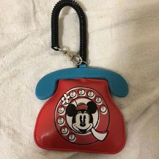 ディズニー(Disney)の【新品】ディズニー パスケース(パスケース/IDカードホルダー)