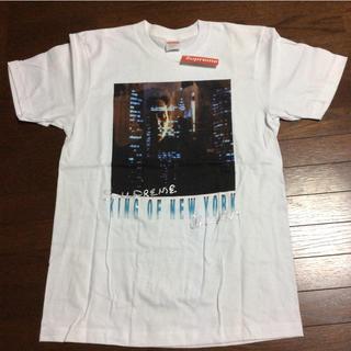 シュプリーム(Supreme)の新品 2019ssシュプリームNew York TeeニューヨークTシャツ(Tシャツ/カットソー(半袖/袖なし))