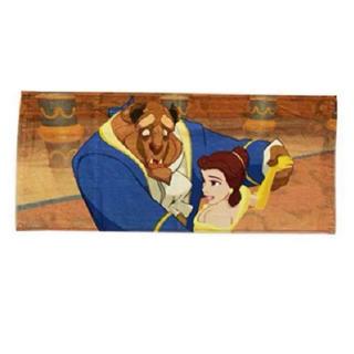 ディズニー(Disney)の美女と野獣 フェイスタオル 新品未開封 送料込(タオル/バス用品)