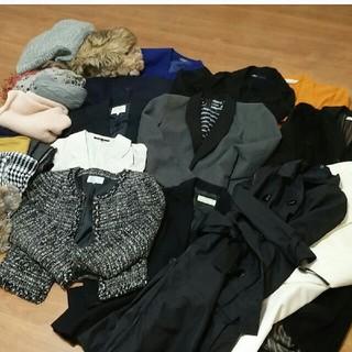 アズノゥアズオオラカ(AS KNOW AS olaca)の大量まとめ売り 激安セット 福袋 ジャケット ストール コート(テーラードジャケット)