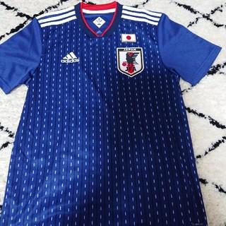 アディダス(adidas)のadidasサッカー日本代表18レプリカS (ウェア)