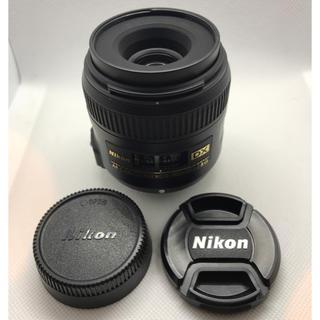 ニコン(Nikon)の単焦点レンズ AF-S DX Micro NIKKOR 40mm f/2.8G(レンズ(単焦点))