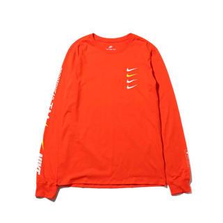 da2a7bbbd61 ナイキ(NIKE)のナイキ スポーツウェア メンズ ロングスリーブ Tシャツ M(T