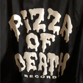 ハイスタンダード(HIGH!STANDARD)のPIZZA OF DEATHコーチジャケット(ミュージシャン)