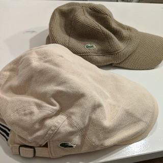 ラコステ(LACOSTE)のラコステハンチィング(ハンチング/ベレー帽)