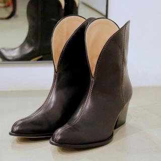 ドゥーズィエムクラス(DEUXIEME CLASSE)のELIN ブーツ(ブーツ)