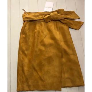 アプワイザーリッシェ(Apuweiser-riche)の新品 アプワイザーリッシェスカート(ひざ丈スカート)
