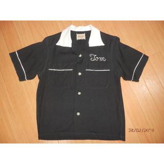 トウヨウエンタープライズ(東洋エンタープライズ)のスタイルアイズ STYLE EYES 半袖ボーリングシャツ(シャツ)