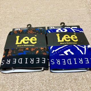 リー(Lee)のLee ボクサーパンツ 2枚(ボクサーパンツ)