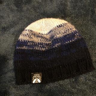 ディーゼル(DIESEL)のディーゼル ニット帽 ビーニー(ニット帽/ビーニー)