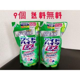 ワイドハイターEXパワー 衣料用漂白剤 液体 詰替用 880mlx9(洗剤/柔軟剤)