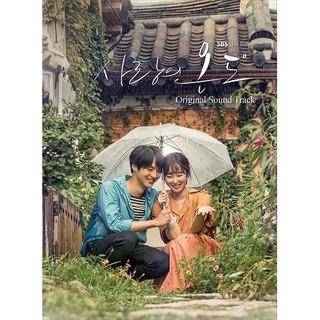韓国ドラマ 愛の温度 OST 2枚組 CD  韓国正規品・新品・未開封(テレビドラマサントラ)