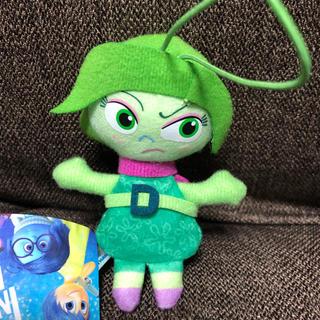 ディズニー(Disney)のインサイドヘッド フィンガーパペットマスコット 指人形(ぬいぐるみ/人形)