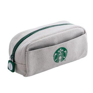 スターバックスコーヒー(Starbucks Coffee)の台湾 スターバックス 21周年記念商品 ペンケース ピンバッジ付き 筆箱 (ペンケース/筆箱)