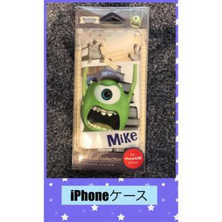ディズニー(Disney)の希少★マイクiPhoneケース★マイク(iPhoneケース)