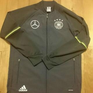アディダス(adidas)のドイツ代表選手用支給品プレゼンテーションジャケット トレーニングシャツ(ウェア)