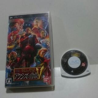 プレイステーションポータブル(PlayStation Portable)の☆機動戦士ガンダム ギレンの野望 アクシズの脅威V☆(携帯用ゲームソフト)