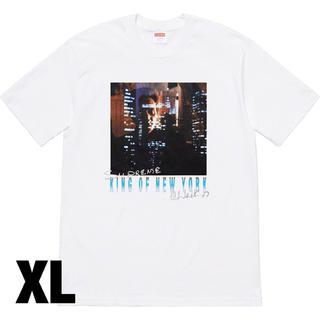 シュプリーム(Supreme)のXL supreme Christopher Walken King tee(Tシャツ/カットソー(半袖/袖なし))