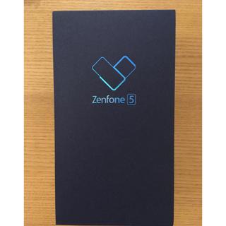 ASUS - 新品未開封 ASUS Zenfone5 ZE620KL 国内版 simフリー①