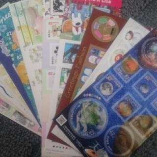 82円切手♡シールタイプ