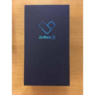 ASUS - 新品未開封 ASUS Zenfone5 ZE620KL 国内版 simフリー②