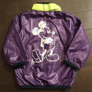 ディズニー(Disney)の美品  ミッキー ブルゾン ジャンパー 95(ジャケット/上着)