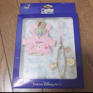 ディズニー(Disney)のダッフィー シェリーメイ コスチューム 10周年(その他)