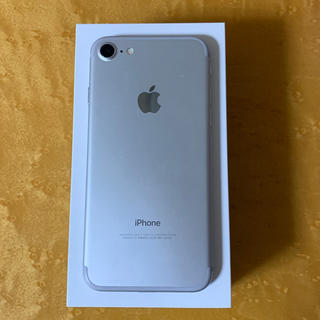 Apple - iPhone7 32GB  シルバー