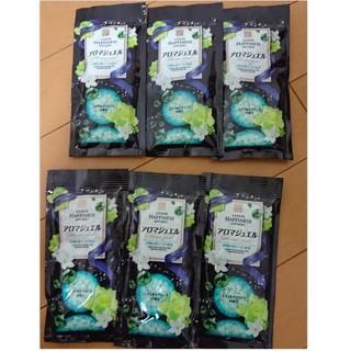 ピーアンドジー(P&G)のレノア ハピネス アロマジュエル メラルドブリーズの香り 5個セット(洗剤/柔軟剤)