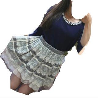 ココディール(COCO DEAL)の値下げ美品ココディールスカート★ミーア、リゼクシー、スナイデル、デイライル系(ミニスカート)