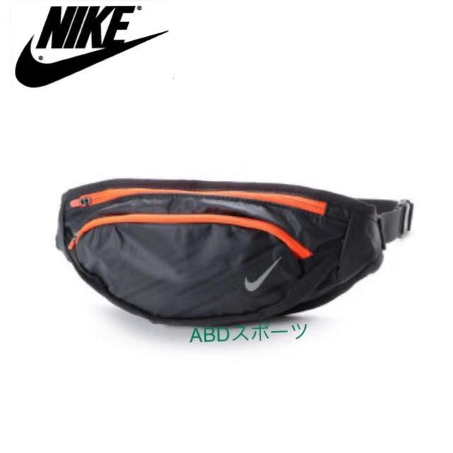 NIKE(ナイキ)の 新品 ナイキ ランニング バッグ キャパシティウエストパック スポーツ/アウトドアのランニング(ウェア)の商品写真