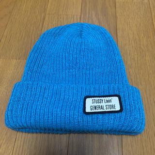 ステューシー(STUSSY)のstussy ステューシー ニット帽(ニット帽/ビーニー)