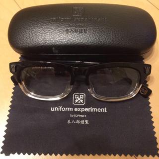 ユニフォームエクスペリメント(uniform experiment)の専用(サングラス/メガネ)