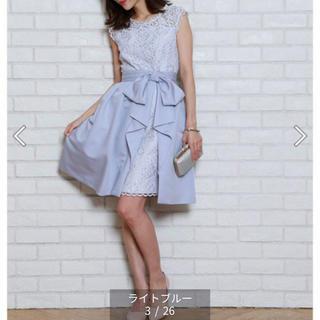 リランドチュール(Rirandture)のリランドチュール  ドレス(ミニドレス)