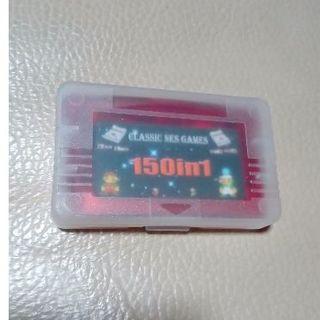 ゲームボーイアドバンス(ゲームボーイアドバンス)のGBA 150in1 海外版 ファミコン ゲームボーイアドバンス(携帯用ゲームソフト)