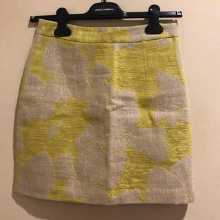 ザラ(ZARA)のZARA*台形スカート(ミニスカート)
