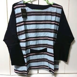 アルティザン(ARTISAN)の【新品未使用】ARTISAN(アルチザン) 11号レディーストップス(Tシャツ(長袖/七分))