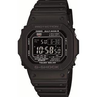 CASIO - G-SHOCK 電波ソーラー 腕時計 GW-M5610-1BJF